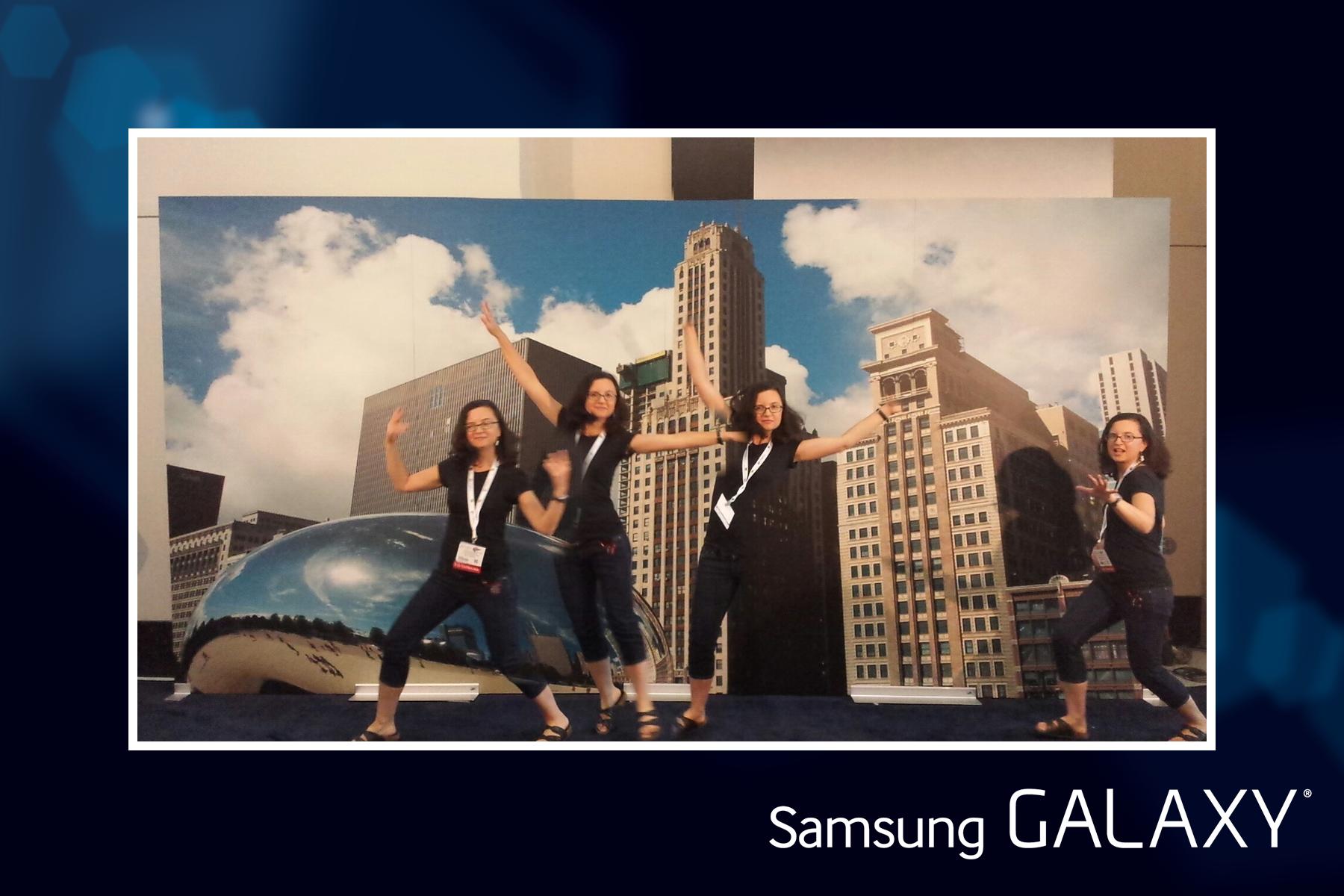 Samsung Drama Shot
