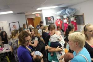 Breastfeeding Center for Greater Washington Breastival 2