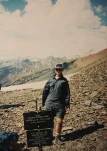 Jessica Sequoia National Park 1995
