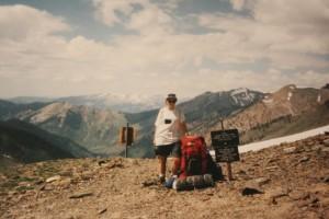 Jessica Sequoia National Park 1995 b