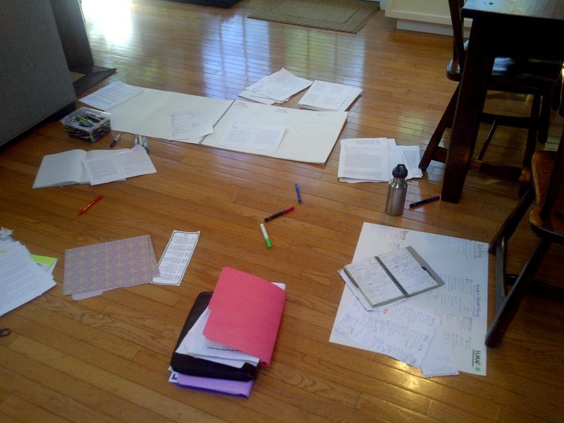 writing planning