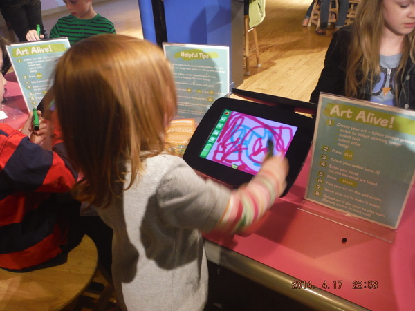 Arts Alive at Crayola Experience