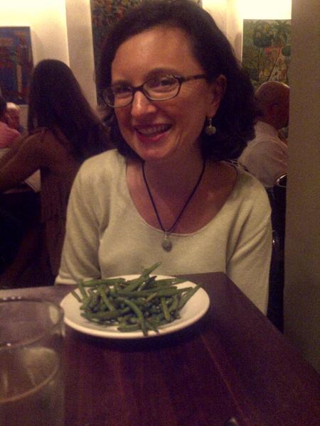 BlogHer '12 dinner