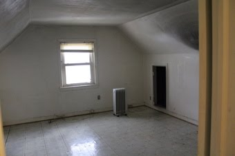 Before - upstairs bedroom