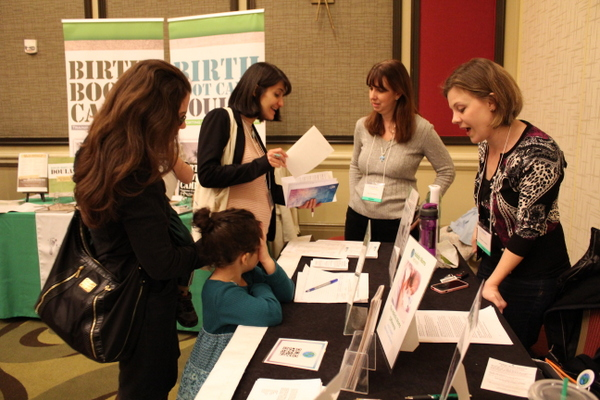 Holistic Moms Network at ICPA 2014