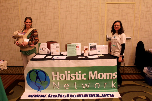 Holistic Moms Network at ICPA