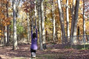 Grounding in fall