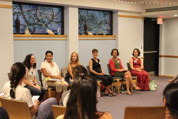 Holistic Moms Arlington Alexandria Children's Emotional Health panel 2