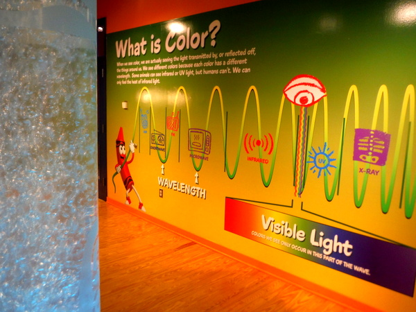 Crayola Experience What is Color