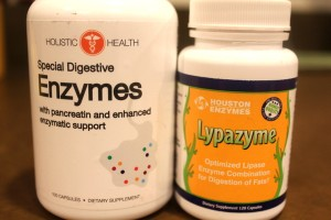 supplements - digestive enzymes