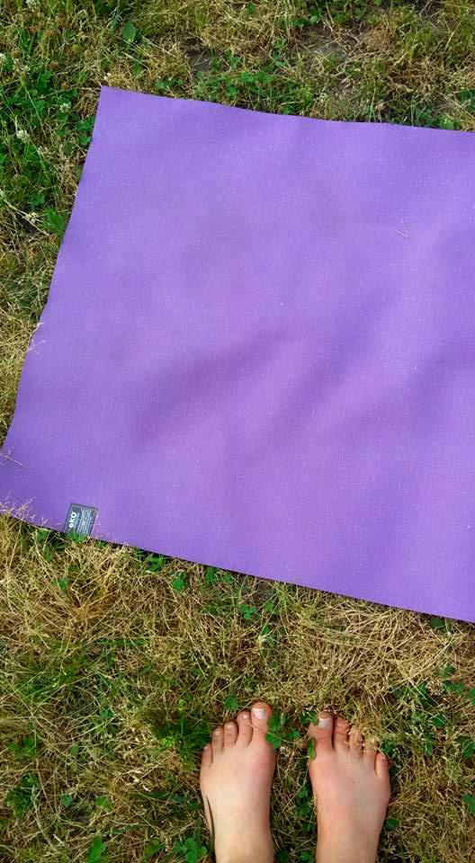 yoga feet blogu