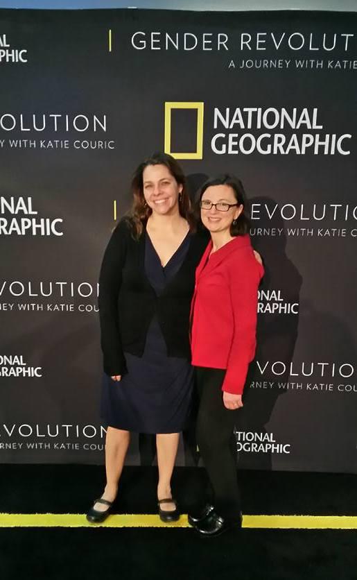 Gender Revolution Jessica Haney with Jessica Moore