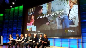Gender Revolution panel with Katie Couric