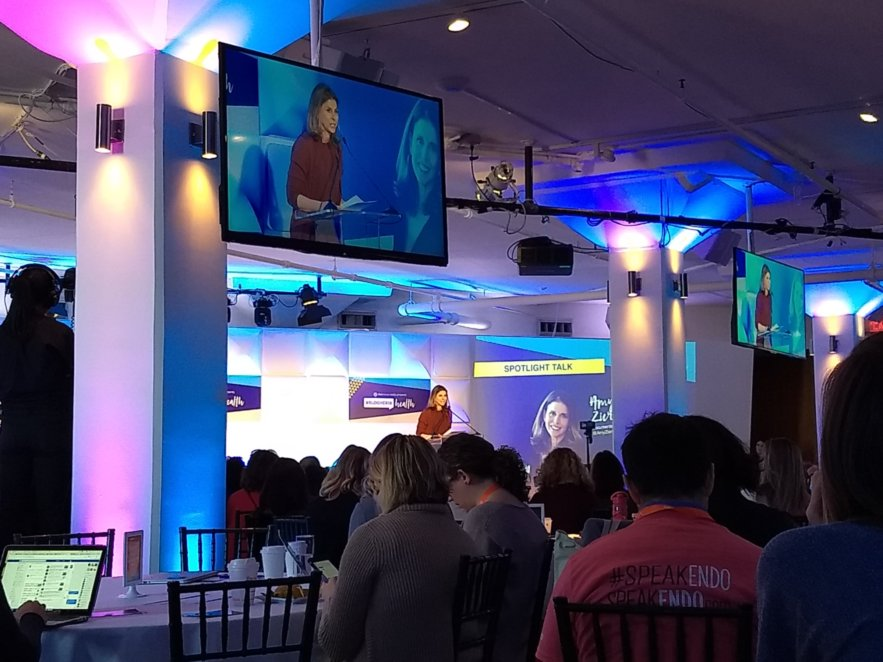 BlogHer18 Health - Mindful Healthy Life - Amy Ziering