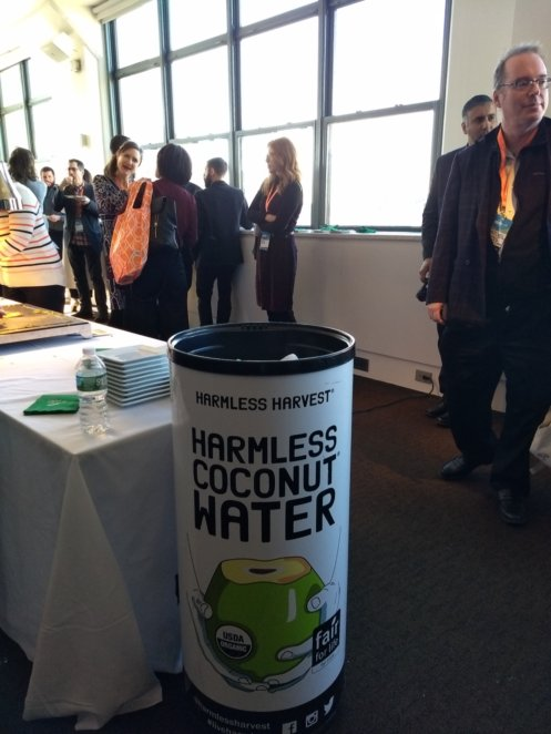 BlogHer18 Health - Mindful Healthy Life - Harmless Harvest Coconut Water