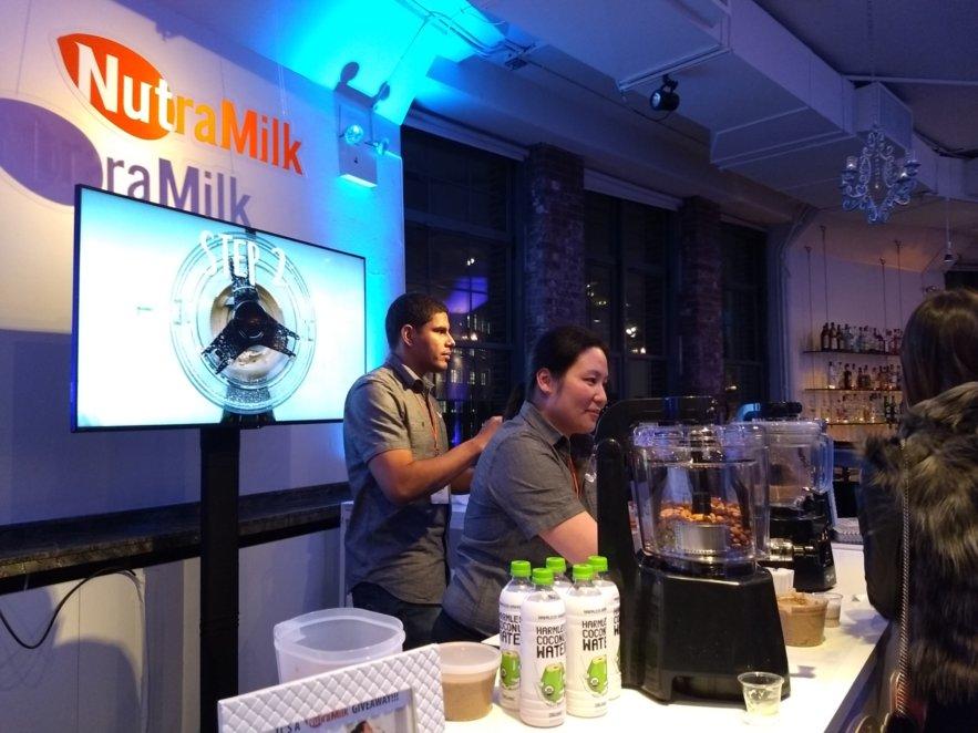 BlogHer18 Health - Mindful Healthy Life - NutraMilk2