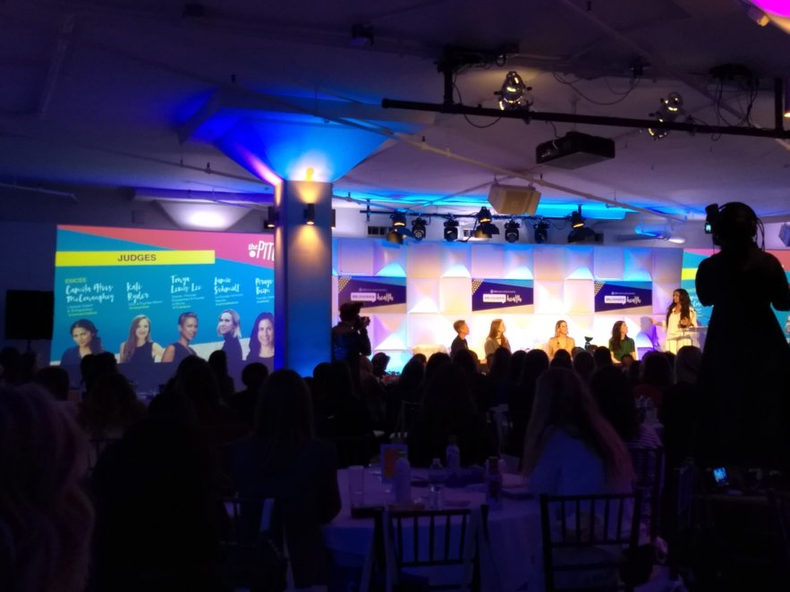 BlogHer18 Health - Mindful Healthy Life - The Pitch - Camila Alves