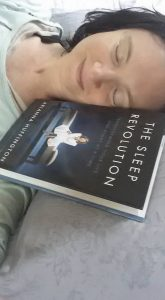 Jessica Claire Haney with Sleep Revolution